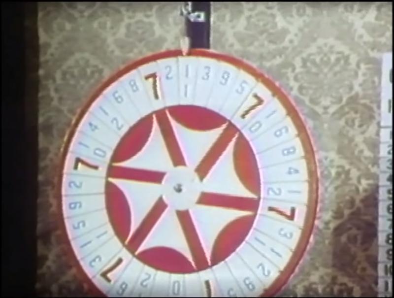 1970 draft lottery wheel