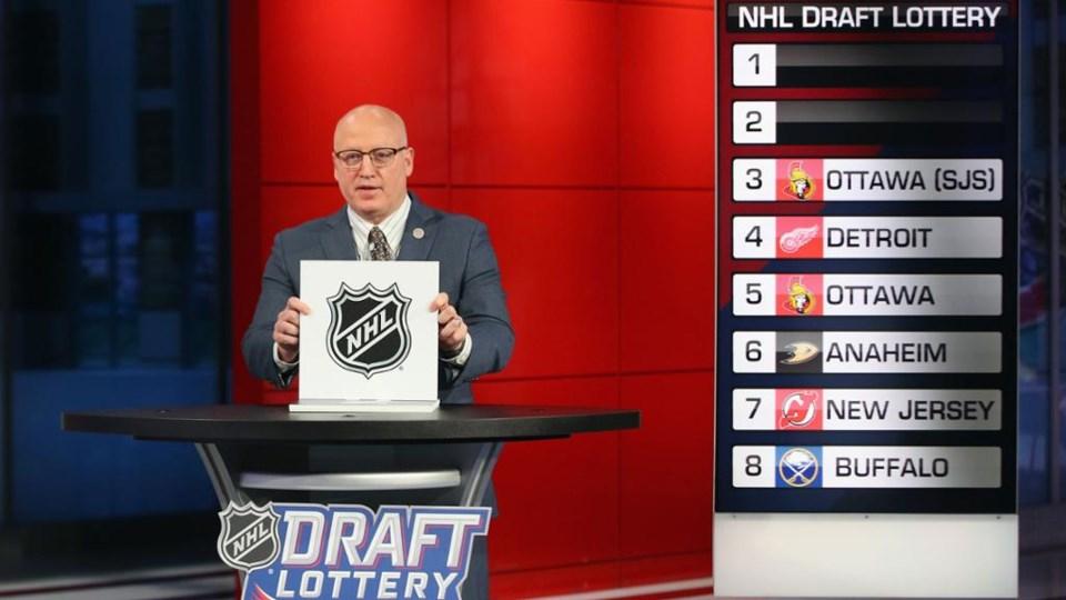 bill daly draft lottery
