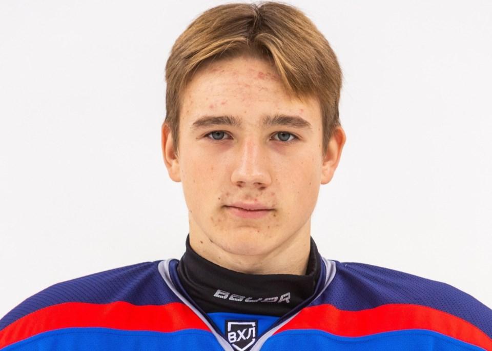 Fyodor Svechkov - Andrey Holmov, HC Lada