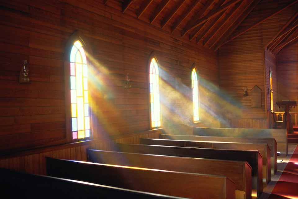 church-light-streaming-through-window