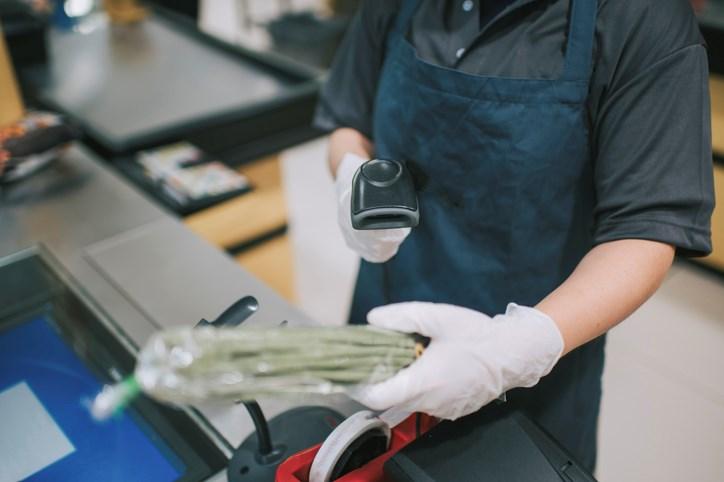 grocery-store-employee-gloves-cashier-clerk-working