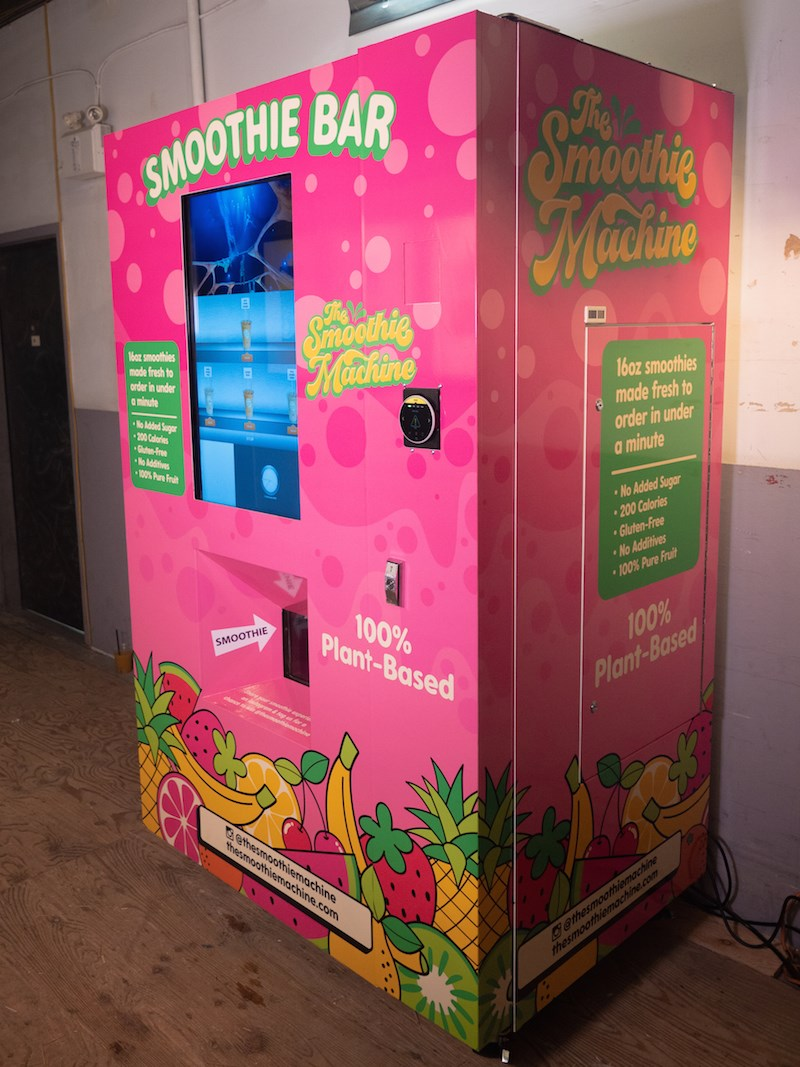 The Smoothie Machine 4