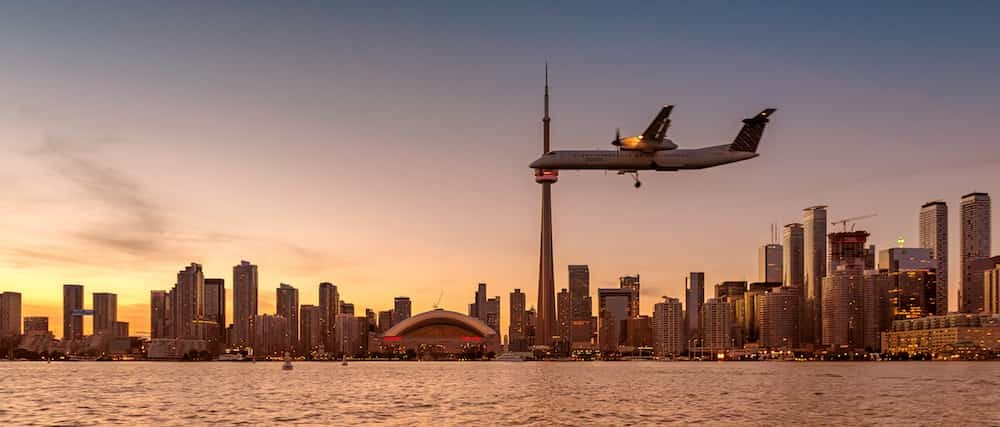 Vancouver to Toronto airline route rakes in 10th highest revenue in the world