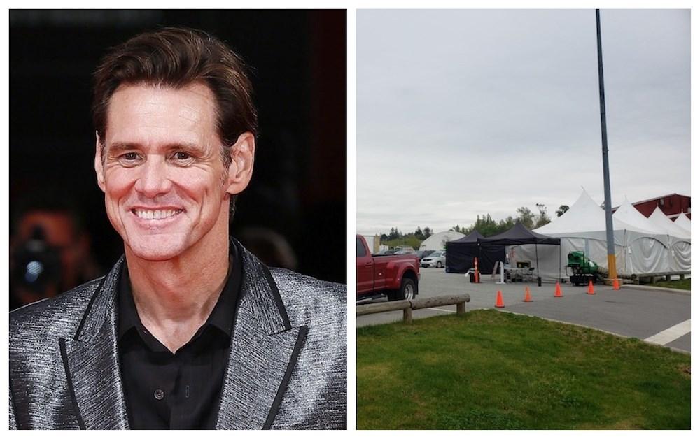 Movie starring Jim Carrey moves Metro Vancouver location (PHOTOS)