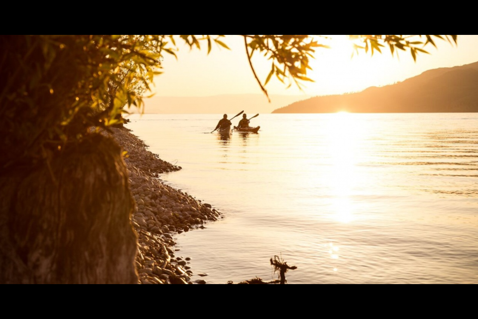 Located in the Okanagan Valley, Penticton is one of only two cities located between two lakes. It makes it an ideal getaway for Vancouver residents.