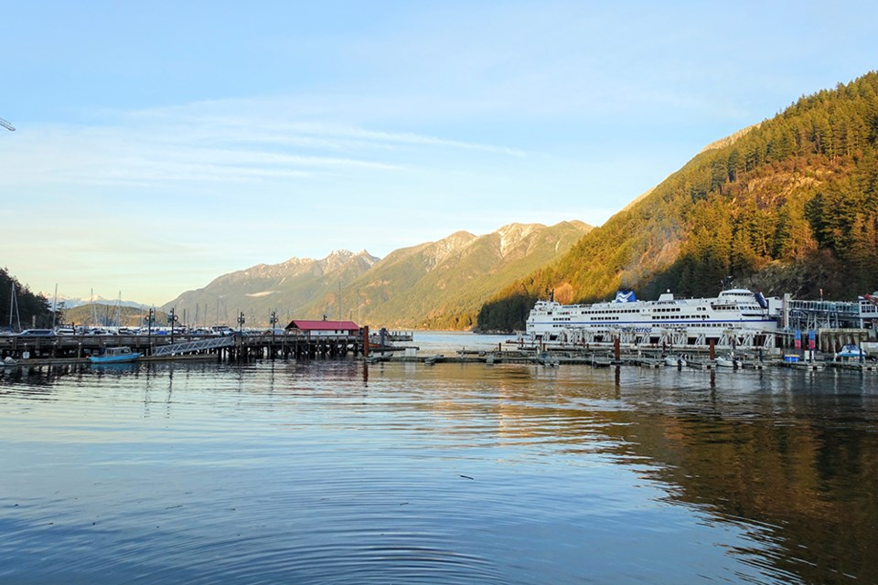 bc ferries horseshoe bay terminal west vancouver