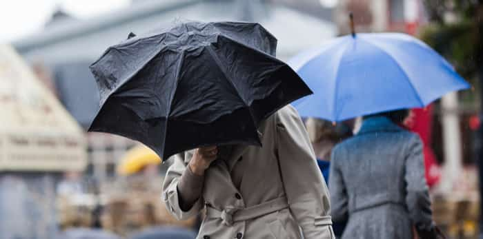 Keep your umbrella handy: Vancouver forecast calls for up to 40 mm of rainfall today
