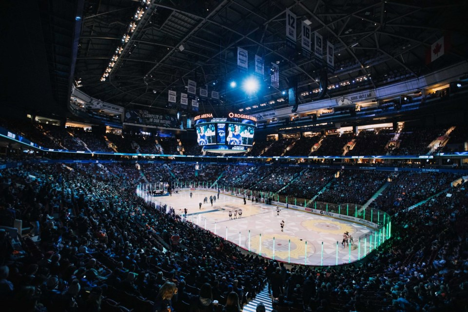Vancouver Canucks Facebook (Official)