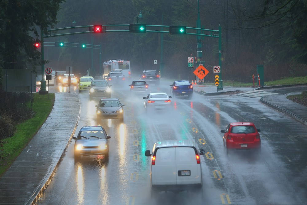 Thunderstorms could put a jolt in Metro Vancouver weather this week