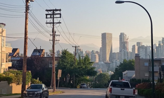 Vancouver Coastal Health issues health alert for wildfire smoke
