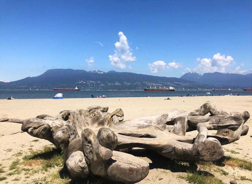 VancouverBeachWeather