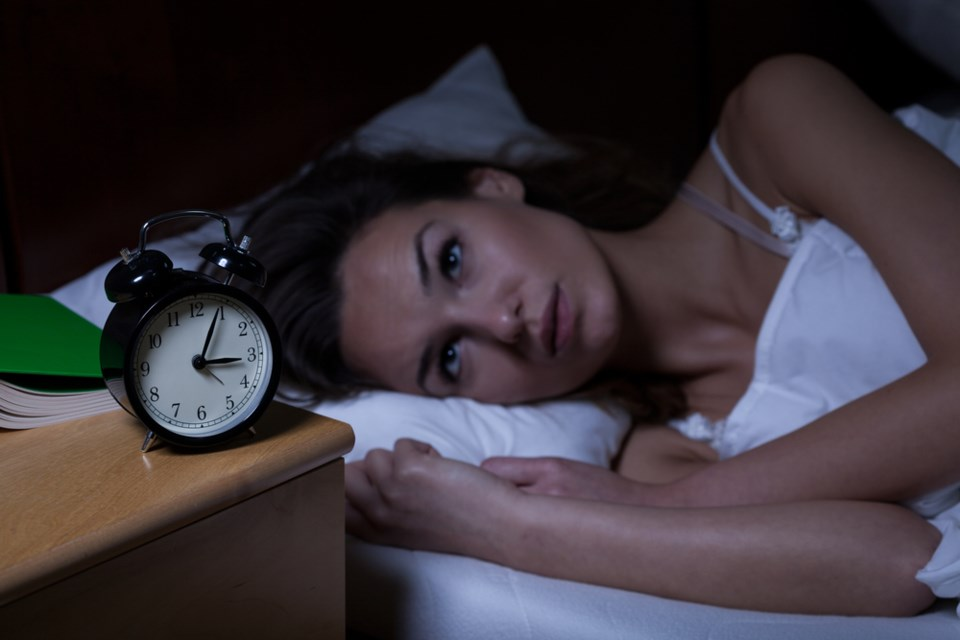 Throughout Canada, an additional hour, or even half-hour, of sleep per night could represent a significant reduction in fuel — to say nothing of health benefits for sleep-deprived people. Photo via Shutterstock