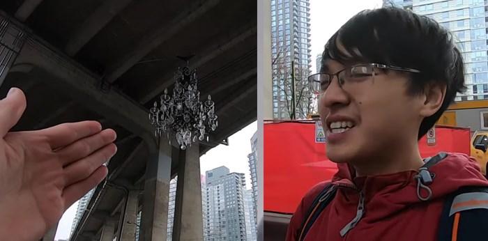 youtuber-chandelier