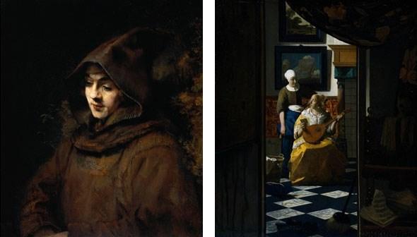 rembrandtvermeer