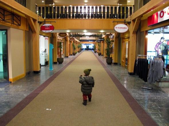 Whistler mall