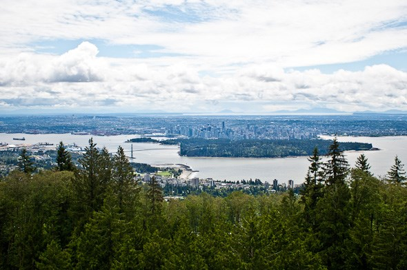 Cypress Lookout, West Vancouver