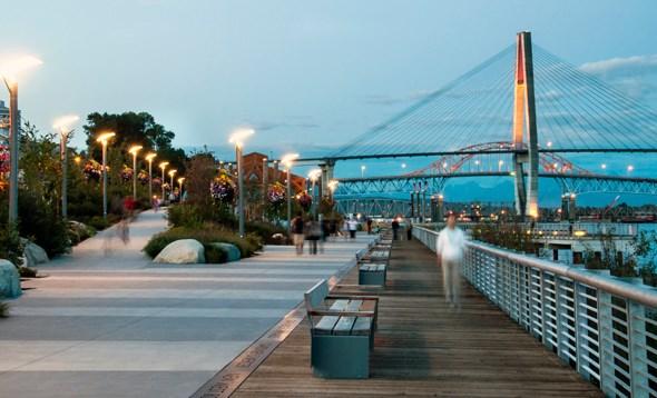 new-west-pier-park