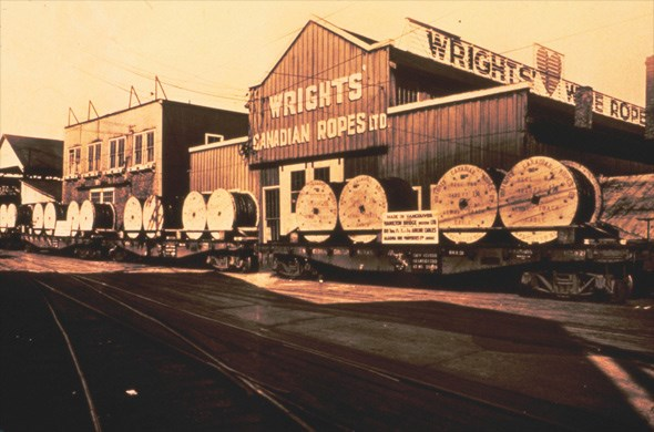 Wrights Ropes