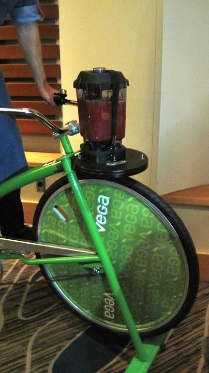 Vega blender bike