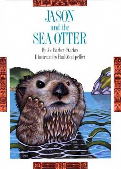 Jason and the Sea Otter. Sabrina Cornish Shartau, Museum Interpreter.