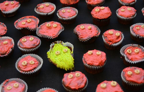 Mutant cupcake