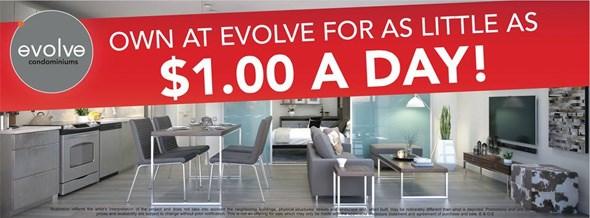 evolve-one-dollar
