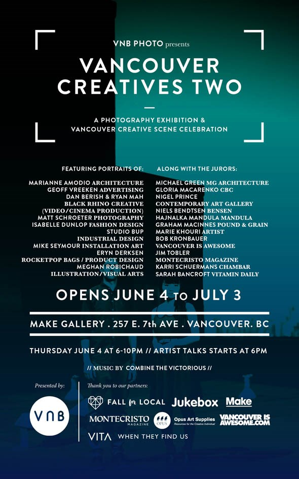 2015 VNB Gallery Poster_VIA