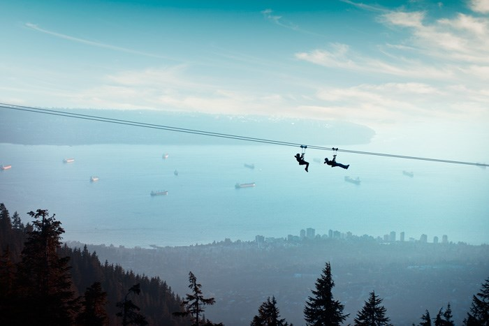 Grouse-Mountain-Ziplines