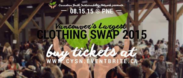 Vancouver's-Largest-Clothing-Swap-2015