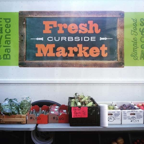 Curbside Fresh Market