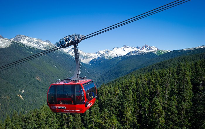 Photo credit: Mike Crane / Tourism Whistler