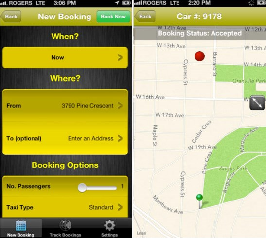 yellow-cab-taxi-app