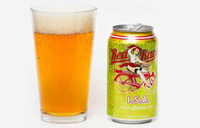 Central City Brewers Red Racer ISA
