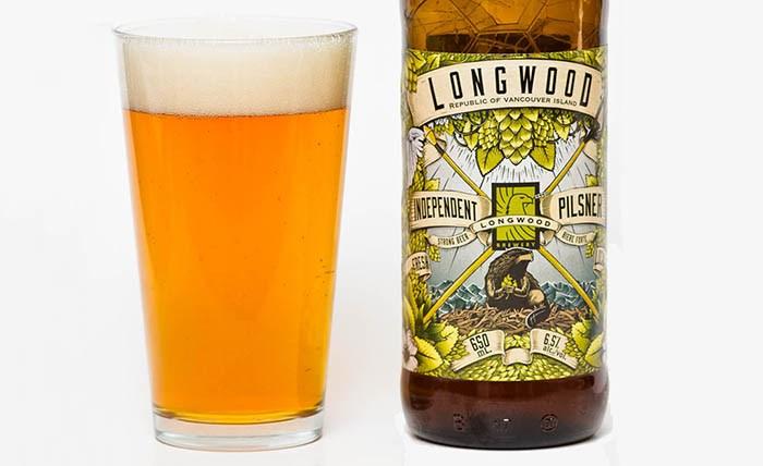 Longwood Brewing Independent Imperial Pilsner
