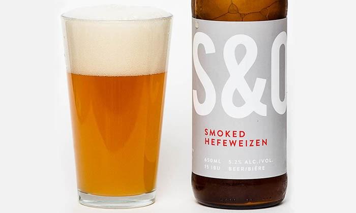 Steel & Oak Smoked Hefeweizen