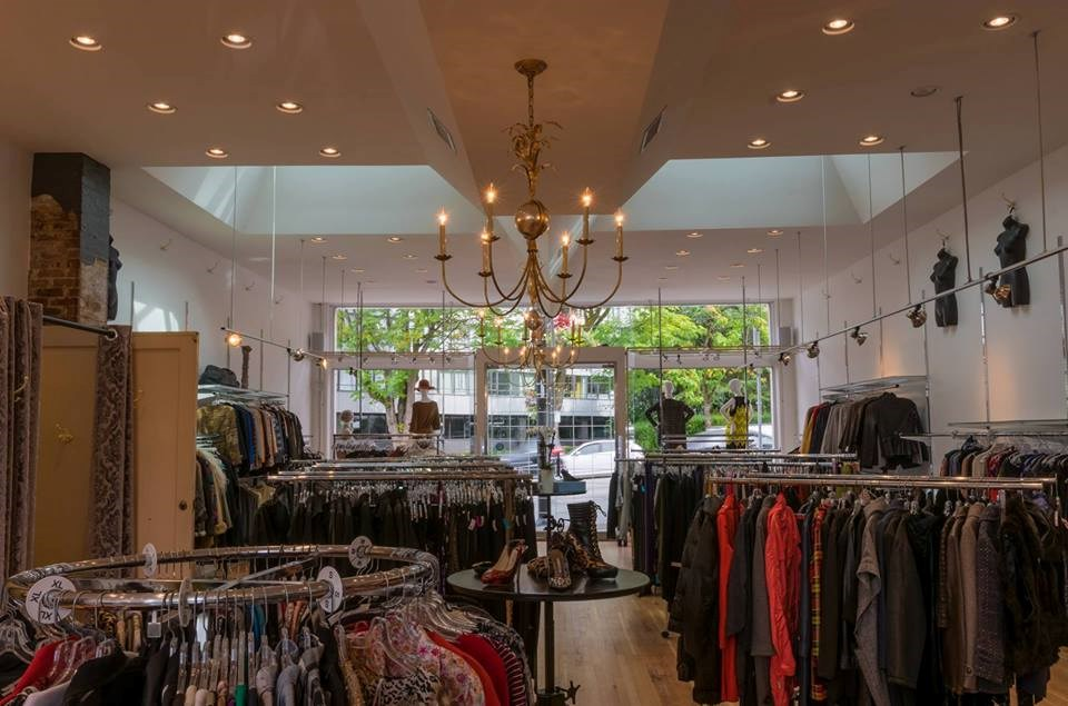 Photo courtesy: TurnAbout Luxury Resale. South Granville Location