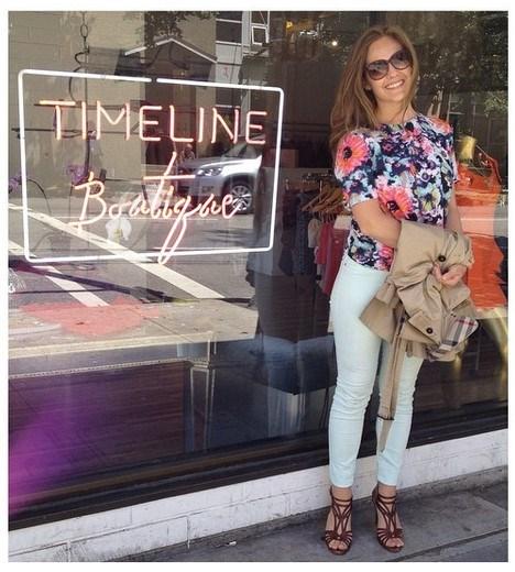 Photo Courtesy: Timeline Boutique