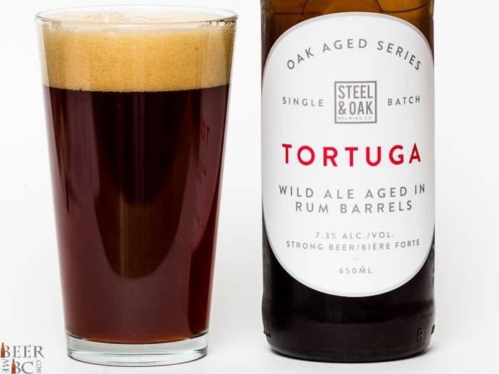 Beer Me BC - Steel & Oak Tortuga Wild Ale