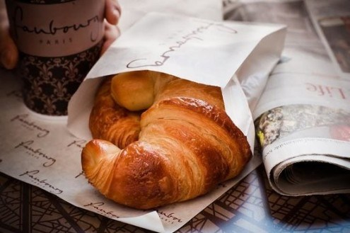 coffee-and-croissant