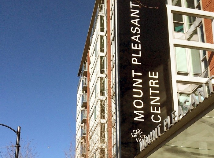 Mount Pleasant Centre 700p