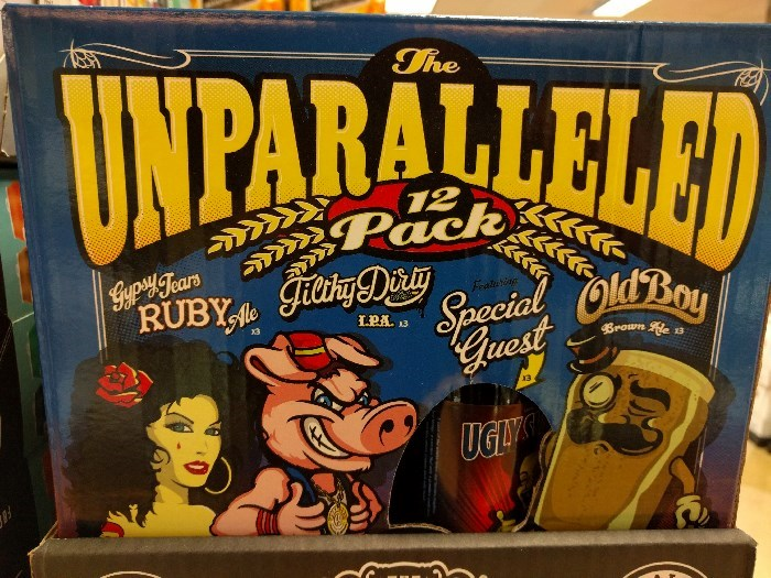 Parallell 49 pack