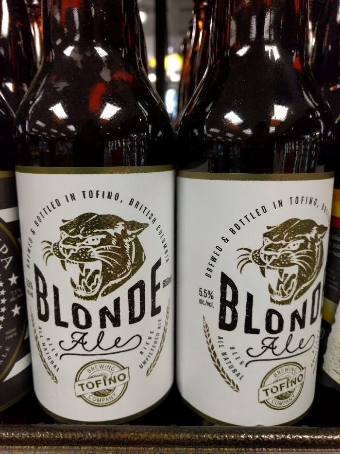 Tofino Blonde