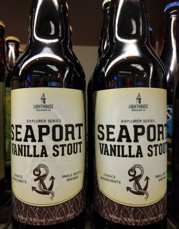 Seasport Vanilla Stout 2
