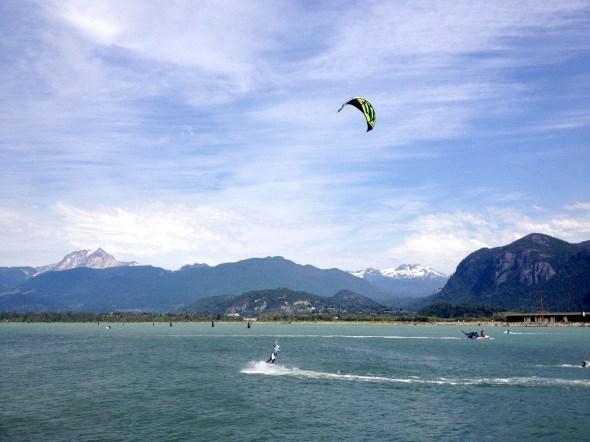 kiteboarding-squamish