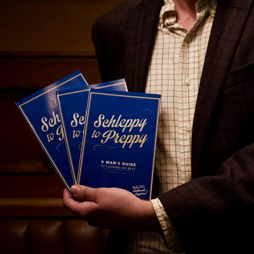 Konrad Philip's etiquette guidebook,