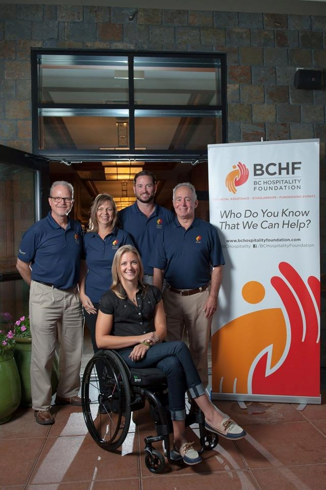The BC Hospitality Foundation.