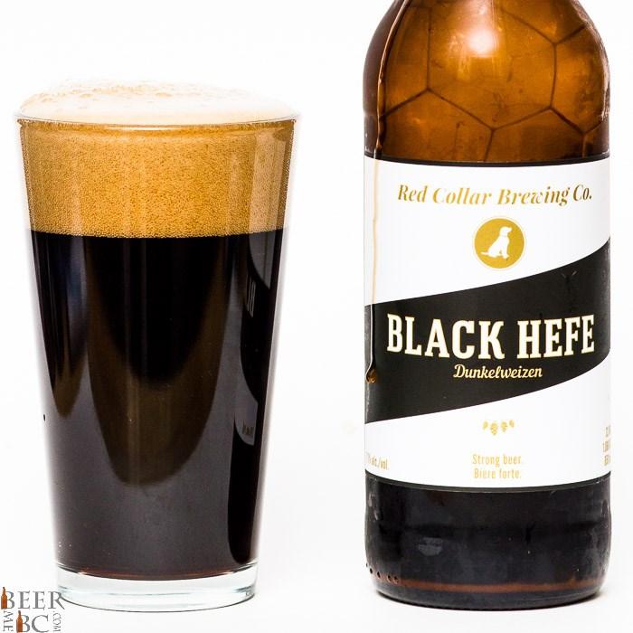 Red Collar Brewing Black Hefe Dunkelweizen