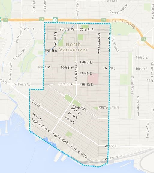 Home Zone expansion in North Vancouver. img: Google Maps