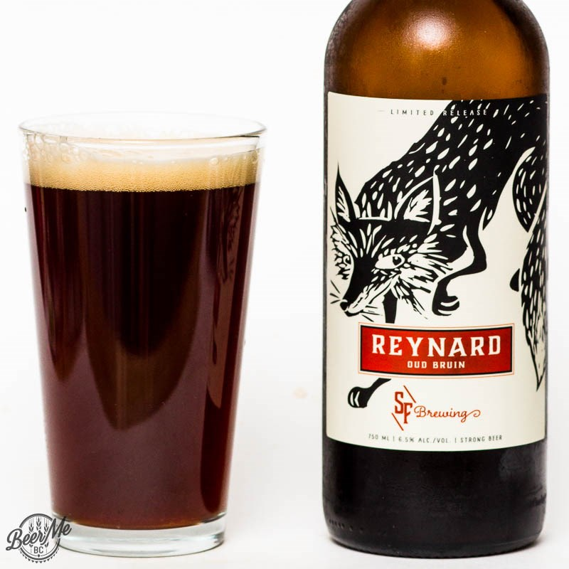 Strange Fellows Reynard Oud Bruin - Beer Me BC
