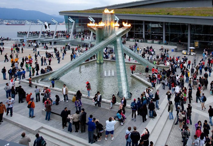 Olympic Cauldron to be lit this weekend - Vancouver Is Awesome